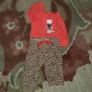 Cute , soft, warm PJ's for your 12 month old 💕